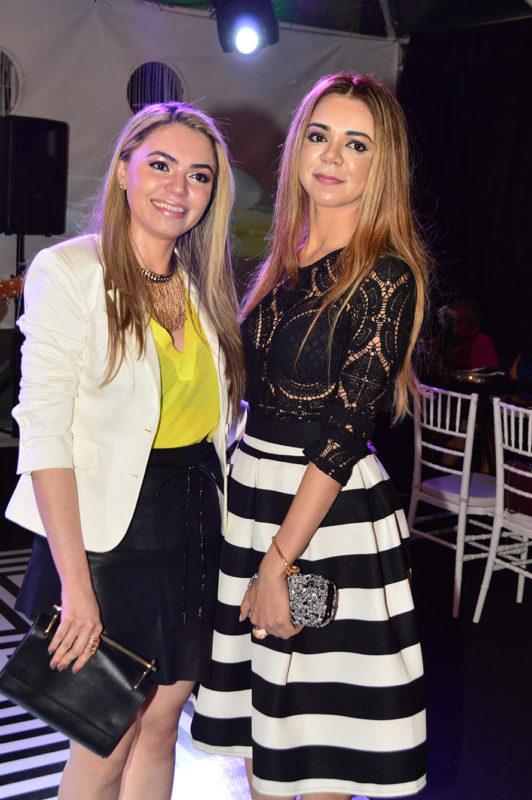 Andrea e Lediana Rêgo