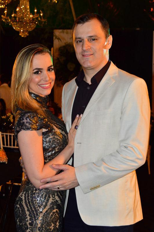Barbara e Dimas Melão
